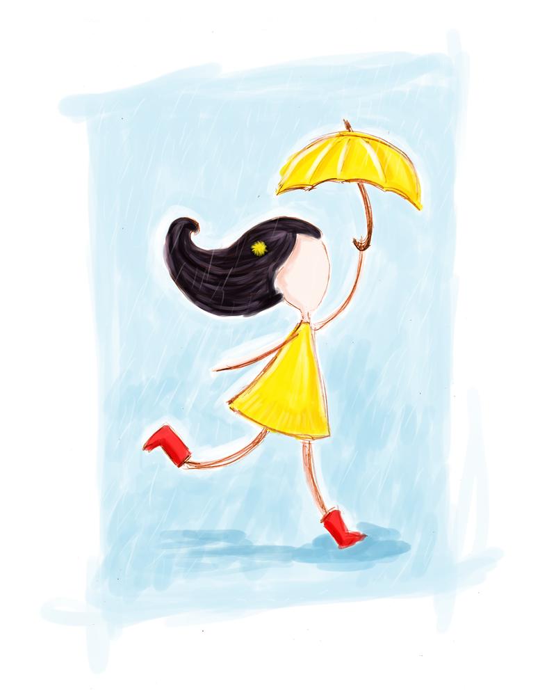 Rain Bigger by skorky