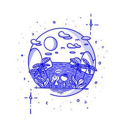 Lagoon by skorky