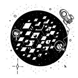 Cubes by skorky