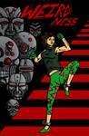 Weirdness #54 - Kill All Metalheads (CoLoR) by JJ422
