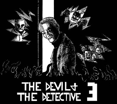 Kickstarter Promo 2 The Devil and The Detective #3 by JJ422