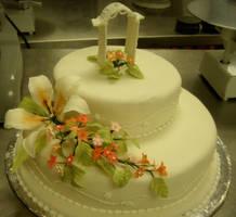Wedding Cakes by Heavensshortie