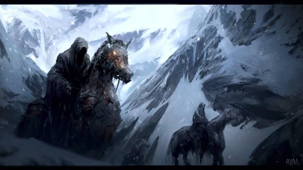 Cursed Cavaliers by Lapec