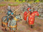 Medieval Knight #1