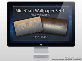 MineCraft Wallpaper Set 1 by htmlcheeta