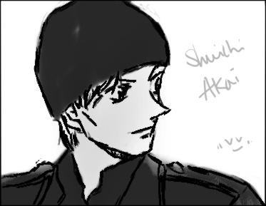 Shuichi Akai by vv-amarantine