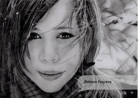 Snow Angel by Rebeca-FS