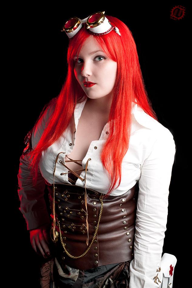 Girl oovoo Punk redhead sex
