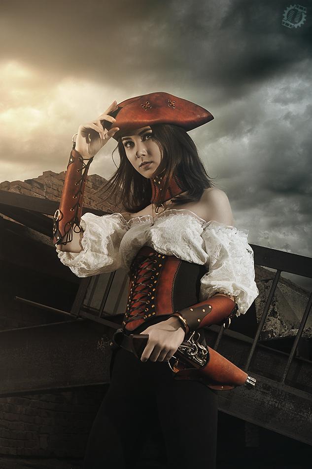 Pirate by LahmatTea