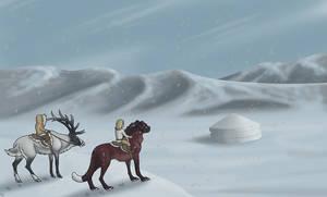 Winter Slopes