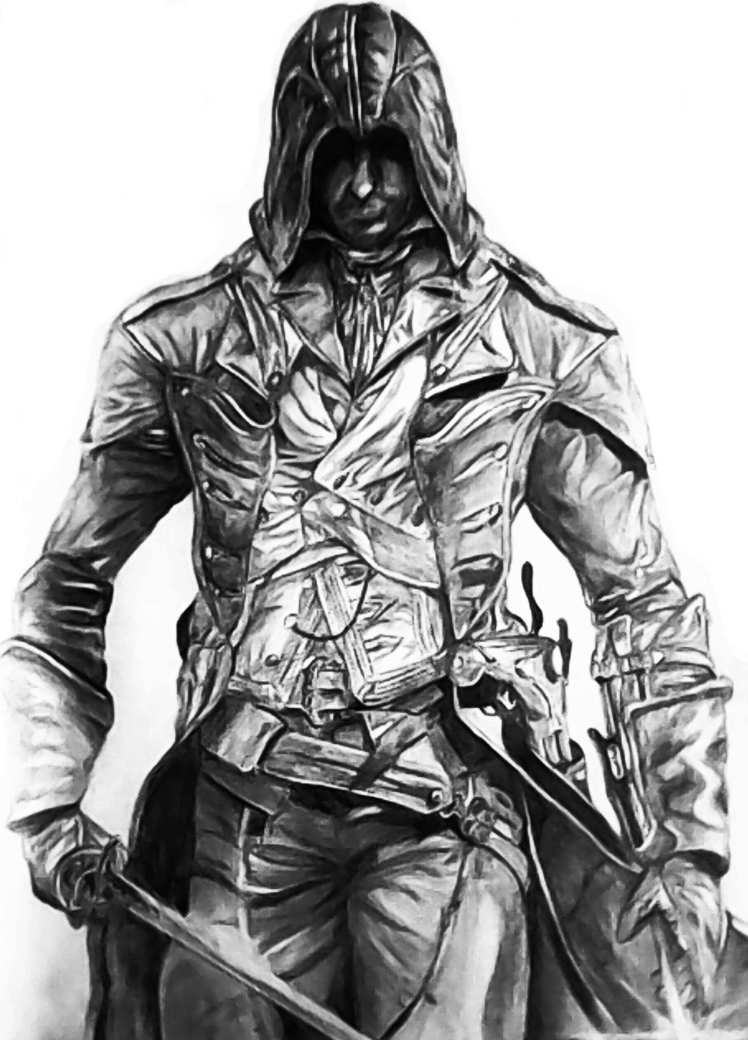 Drawing D Lines In Unity : Assassin s creed unity arno dorian by tronnfinn on deviantart