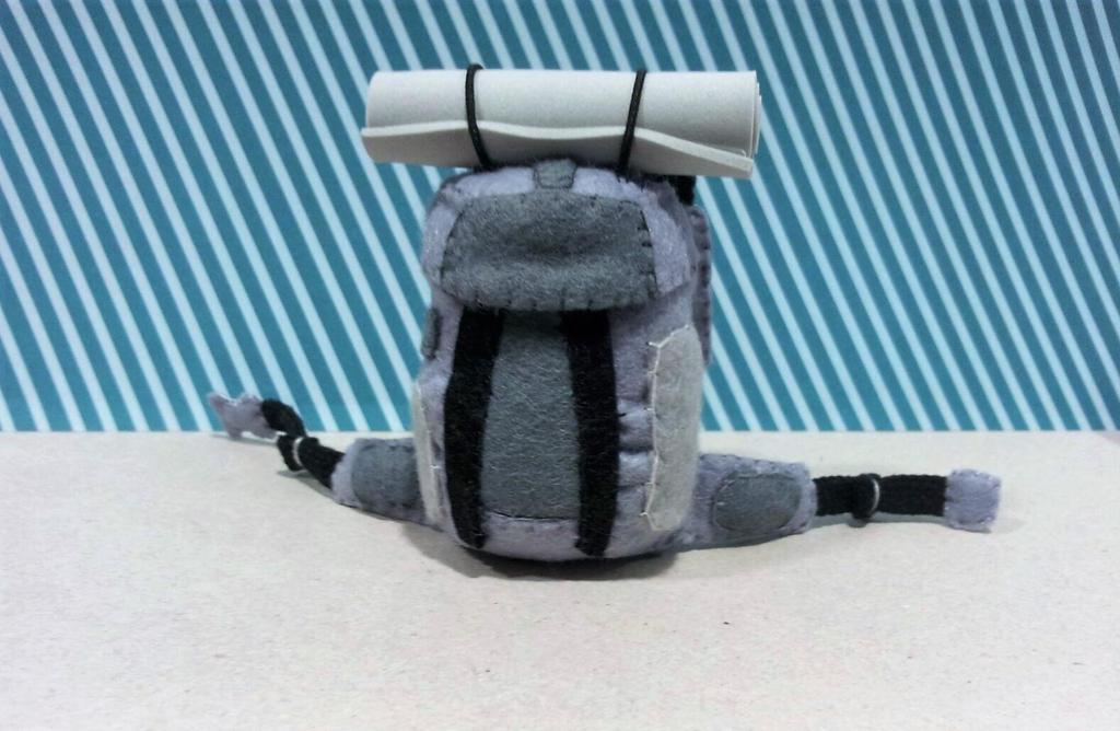 Mochila - Backpack by littleMUR