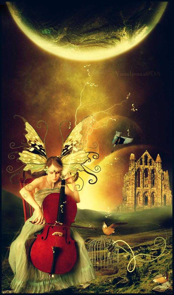 I believe in music by visualjenna