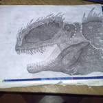 Monolophosaurus jiangi