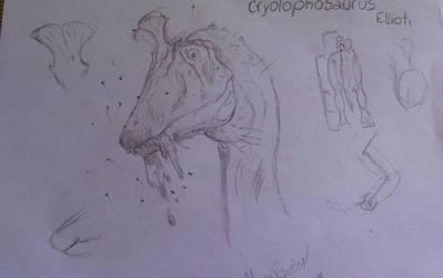 Crylophosaurus ellioti
