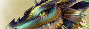 Dragon house by Fallen-Heart800