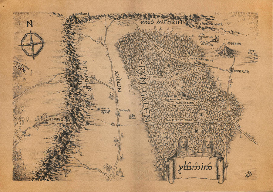 Zoom sur Dale Rhovanion_map_by_dario1crisafulli-d5diiil