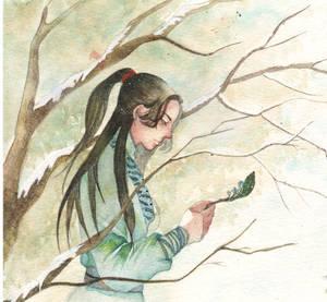 hen uoc mua dong (wish in winter) by dangiu26