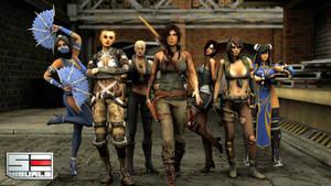 Girls Of Gaming
