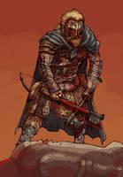 Faldrik the dwarf by WillDan