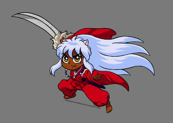 Me as Inuyasha by Mighty-Morphin-Mimi