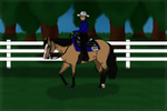 Magic - Show Entry - Speed Horse Pleasure by Tornados-Heart