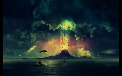 the island by aeli9