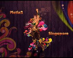 Metin2 warrior by aeli9