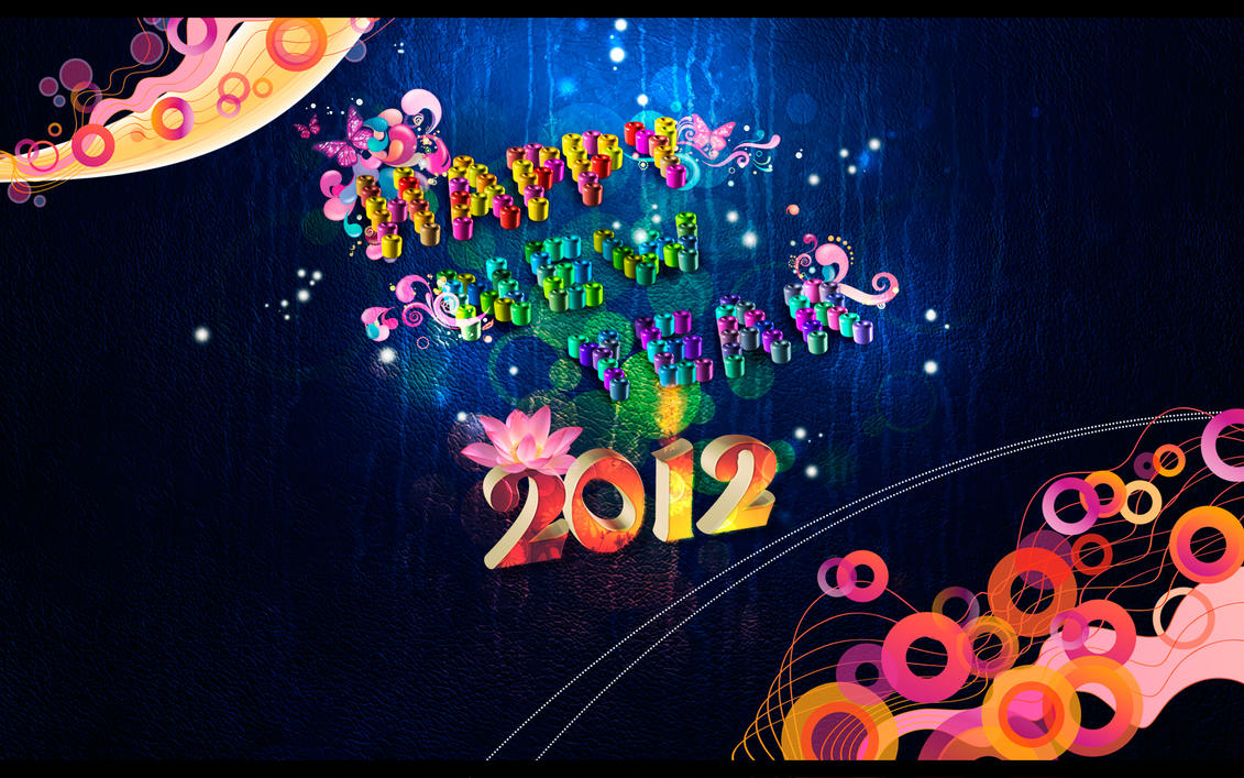 Happy new year 2012 by aeli9 on deviantart happy new year 2012 by aeli9 m4hsunfo