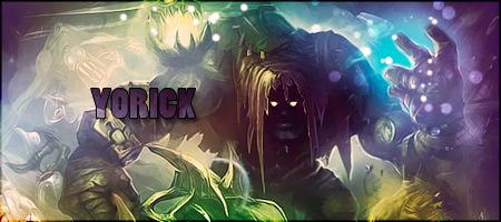 Yorick by aeli9