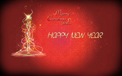 Happy New Year 2013 by aeli9