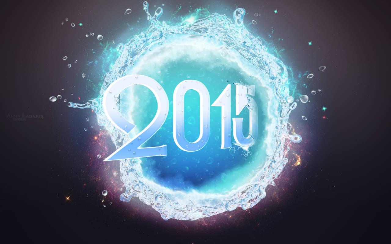 Happy New Year 2015 by aeli9
