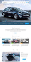 Landing Page - Rent/Sell/Buy Cars