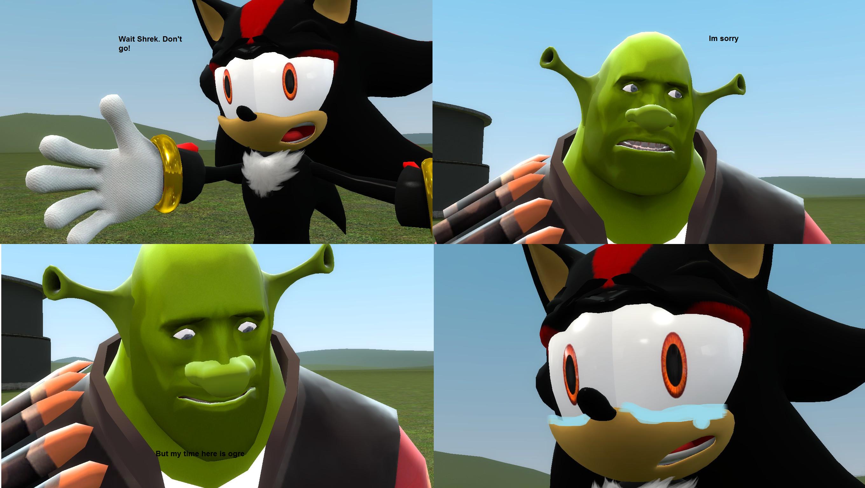 ShrekxShadow by Somario300