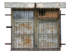 Barred window 1 PNG