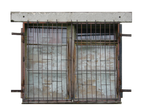 Barred window 3 PNG