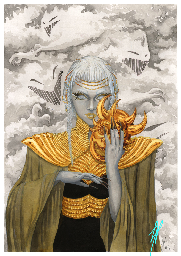Mistress of the witchcraft by sarej