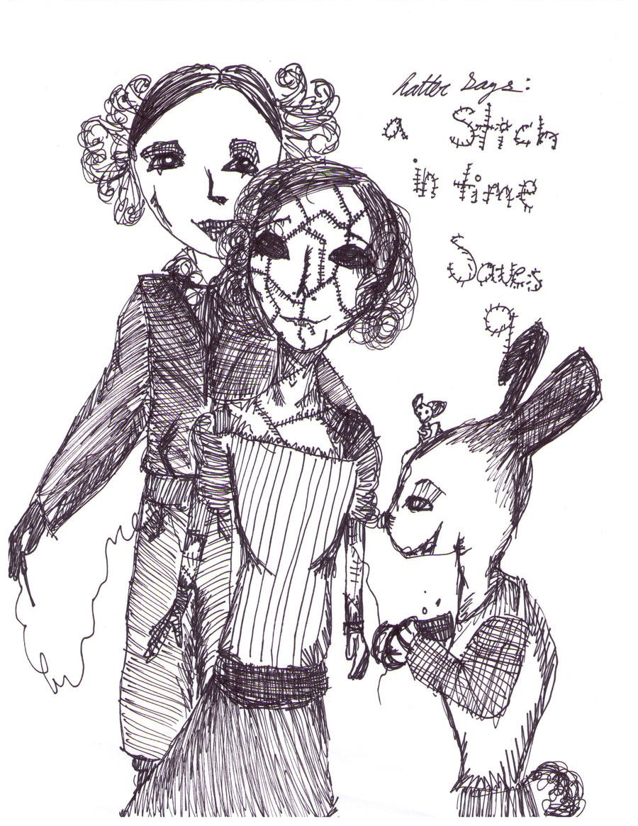 Essay On Stitch In Time Saves Nine