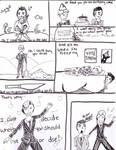 I Can't Decide!  (A Doctor Master Comic)