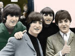 The Beatles Recolored