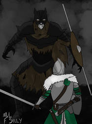 Fallen King Panther