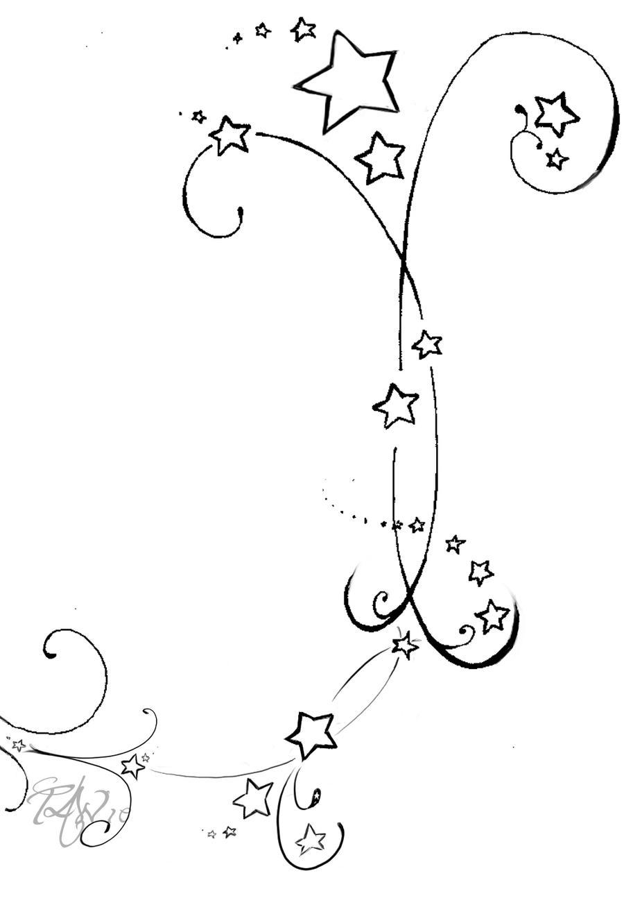 Tattoo design.:stars:. by