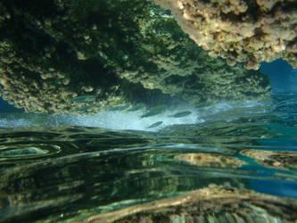 Underwater River by VictorLEM