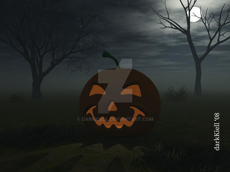 Happy Halloween 7 by darkKiell