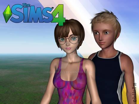 SIMS 4 F1