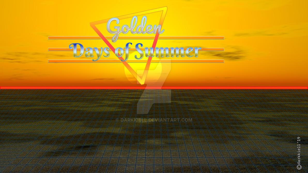 Golden Days of Summer by darkKiell