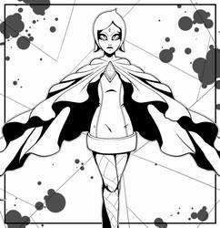 Inktober #6 by Ijourikae