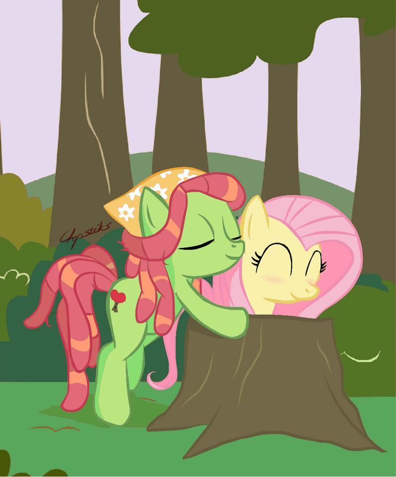 tree_hugger_and_a_tree_by_chopsticks_pon