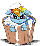 Dashy Bath Time