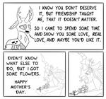 Flowers For... by Chopsticks-Pony